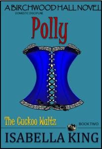 Polly Blue Corset